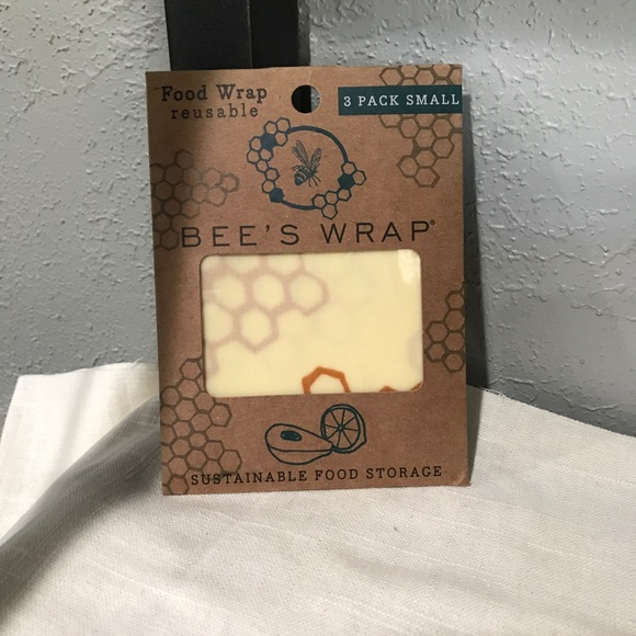 Other - Beeswraps Beeswax Reusable Food Wraps